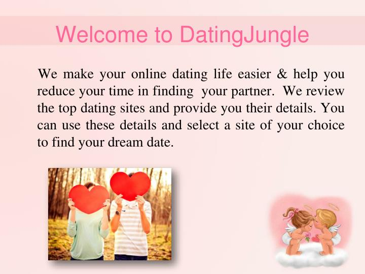 Welcome to datingjungle