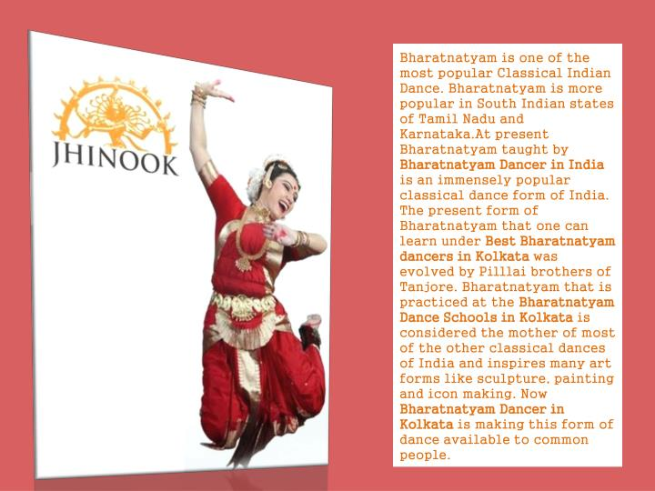Bharatnatyam is one of the most popular Classical Indian Dance. Bharatnatyam