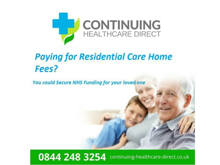 How to avoid paying for residential care