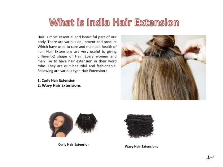 What is India Hair Extension