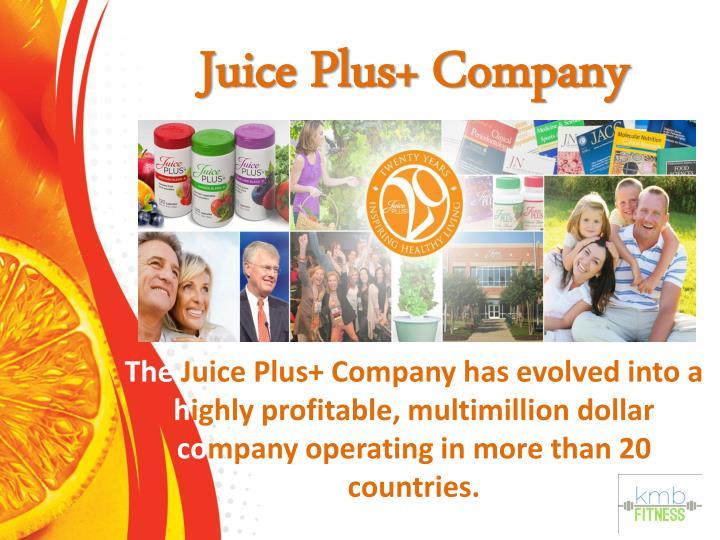 Juice Plus+Company
