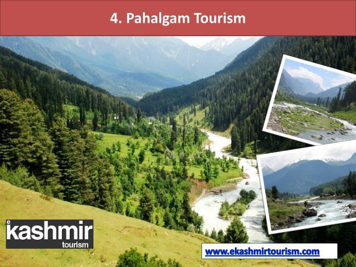 4. Pahalgam Tourism