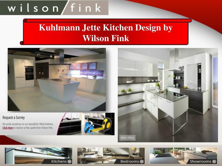 Kuhlmann Jette Kitchen Design by