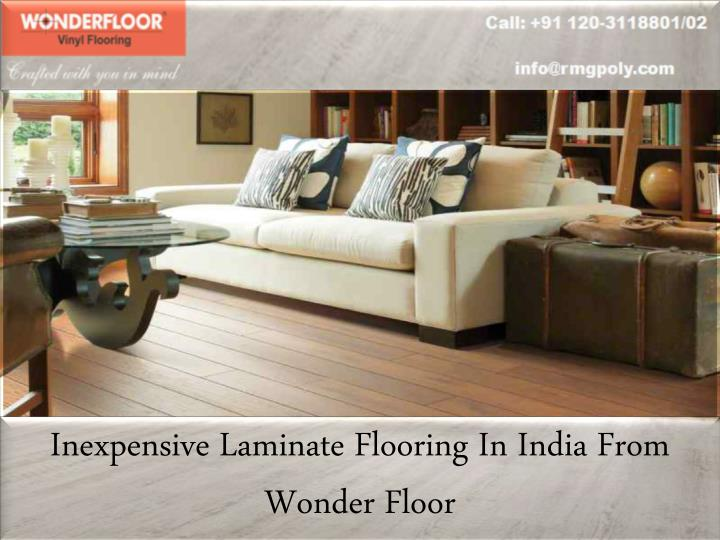 Inexpensive Laminate Flooring In India From