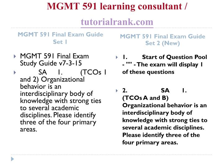 Mgmt 591 learning consultant tutorialrank com2