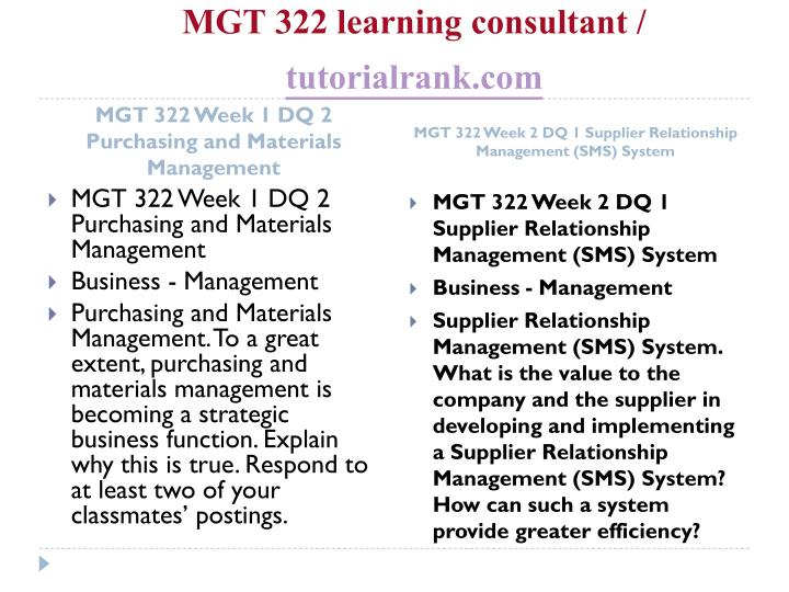 Mgt 322 learning consultant tutorialrank com2