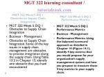 mgt 322 learning consultant tutorialrank com6