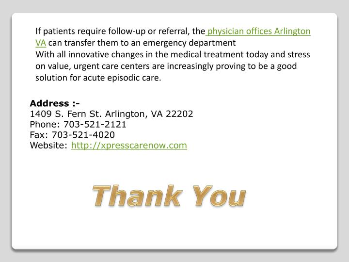 If patients require follow-up or referral, the