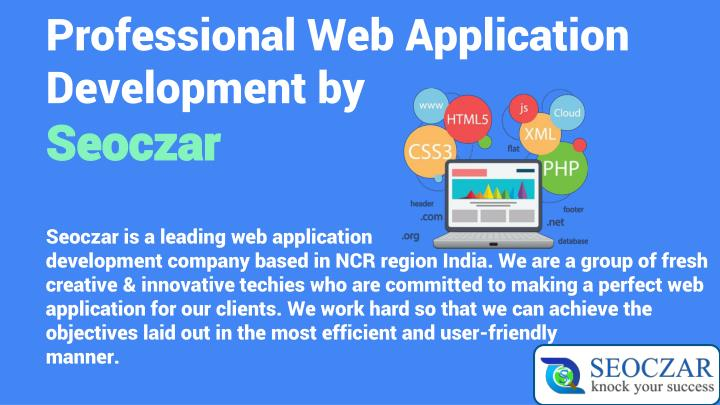 Professional Web Application Development by