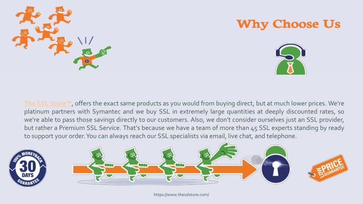 The SSL Store™
