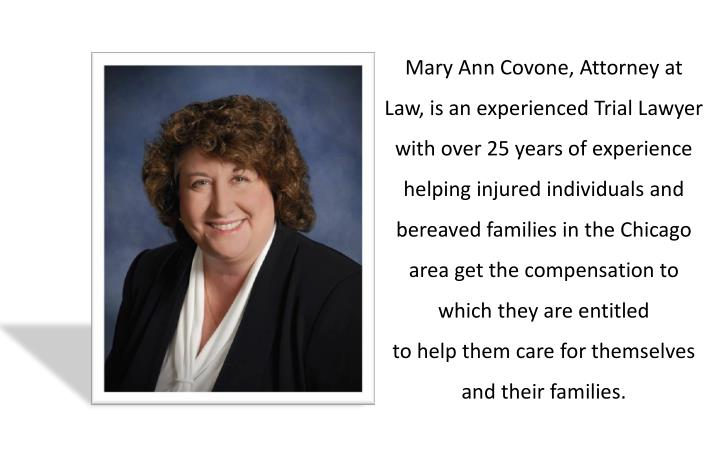 Mary Ann Covone, Attorney at
