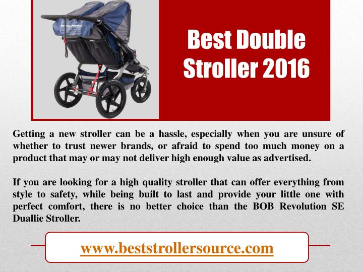 Getting a new stroller can be a hassle, especially when