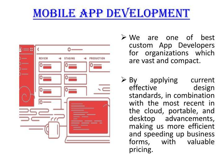 MobileApp Development