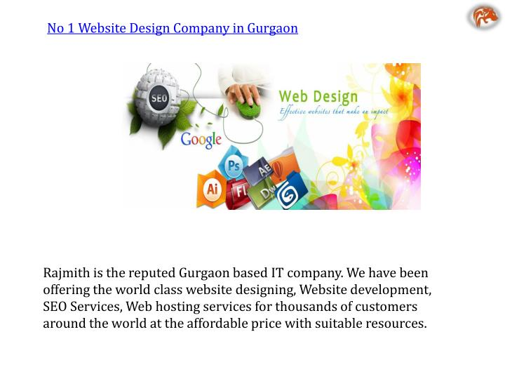 No 1 Website Design Company in