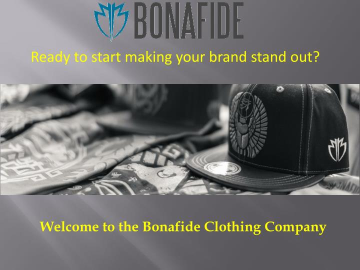 Ready to start making your brand stand out?