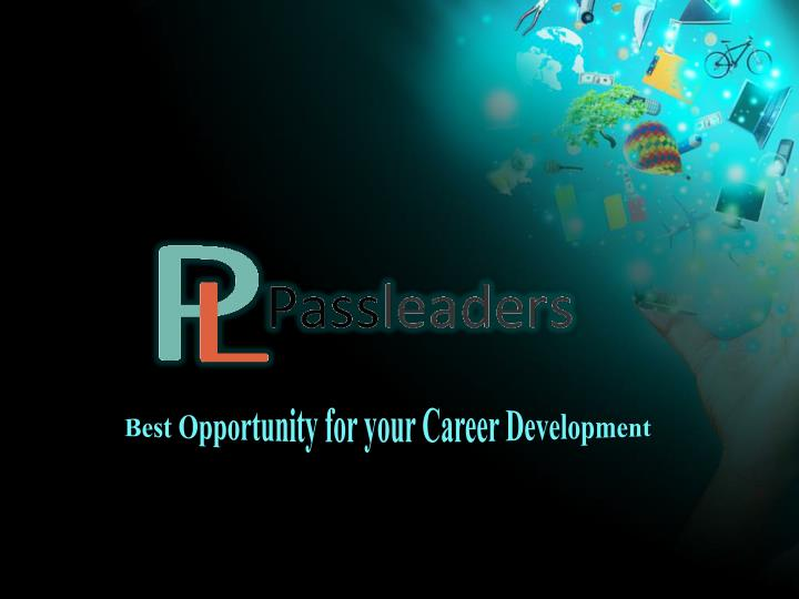 Best Opportunity for your Career Development