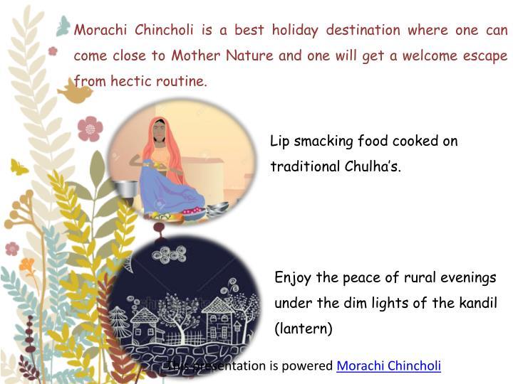Morachi C