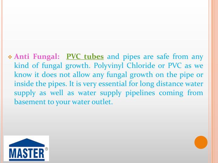 Anti Fungal: