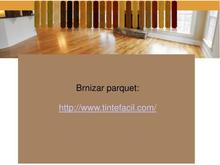 Brnizar parquet: