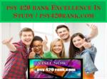 psy 420 rank excellence in study psy420rank com