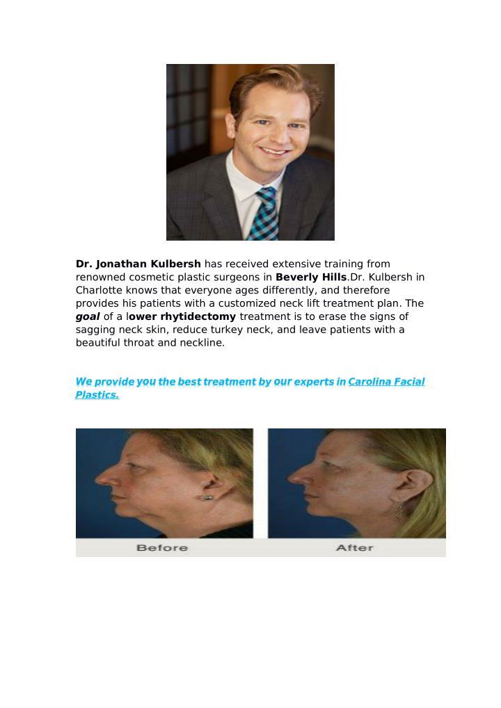 Dr. Jonathan Kulbersh