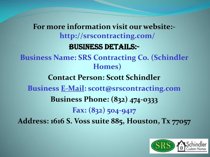 For more information visit our website:-