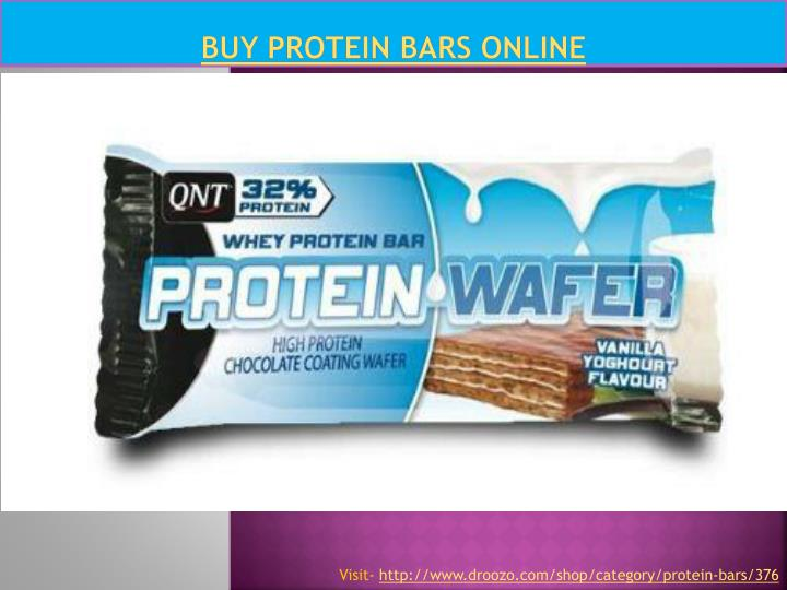 Buy Protein Bars