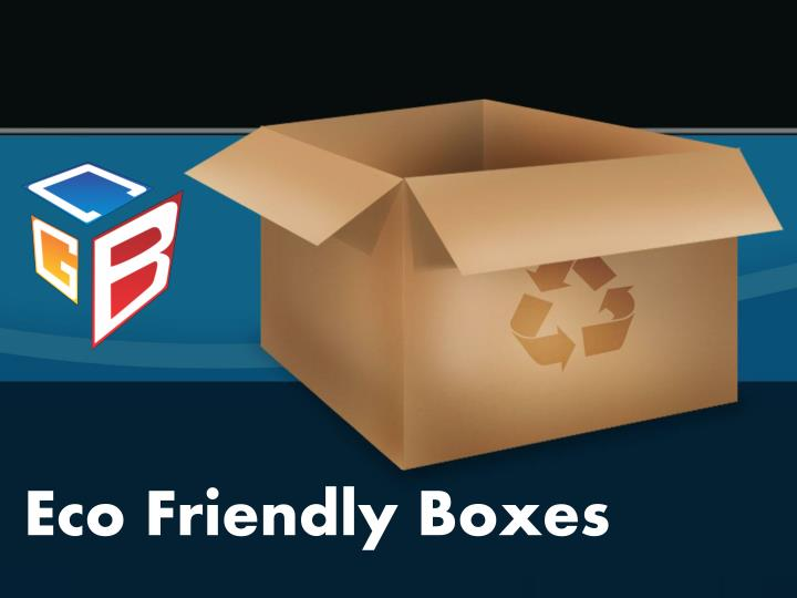 Eco Friendly Boxes