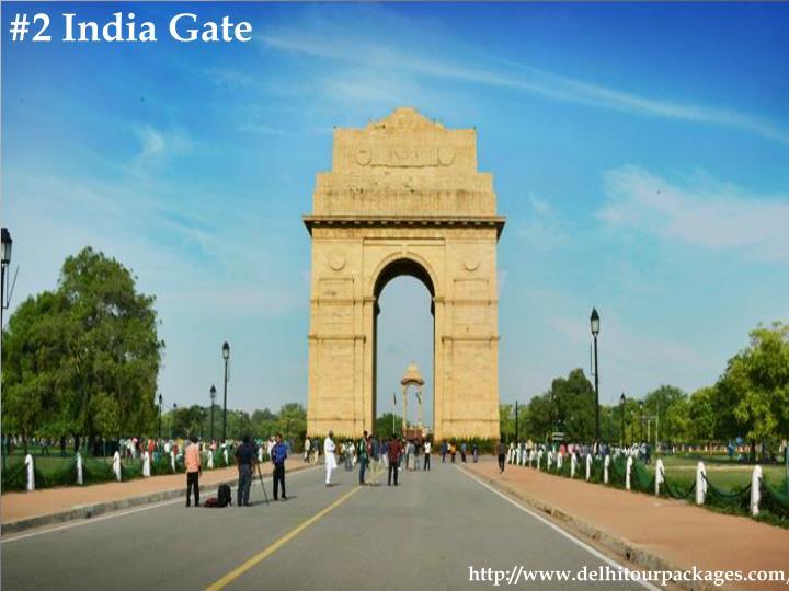 #2 India