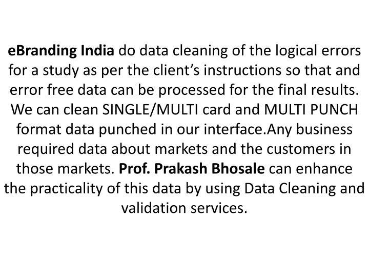 eBranding India