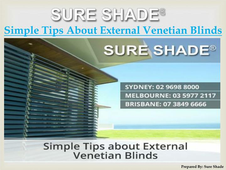 Simple Tips About External Venetian Blinds