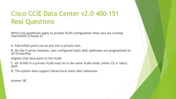 Cisco CCIE Data Center v2.0