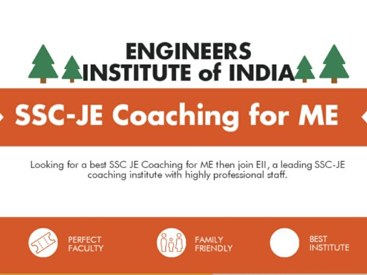 Best ssc je coaching for mechanical engineering