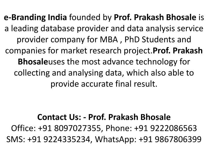 e-Branding India