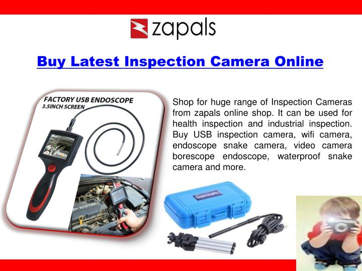 Buy Latest Inspection Camera Online