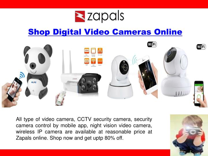 Shop Digital Video