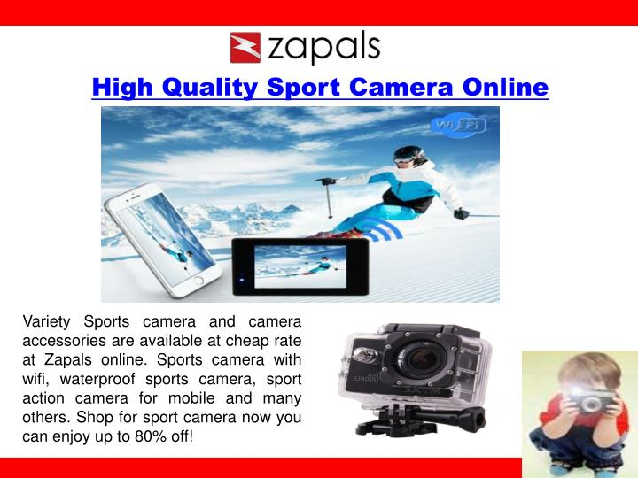 High Quality Sport Camera Online
