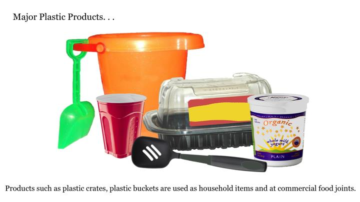 Major Plastic Products. . .