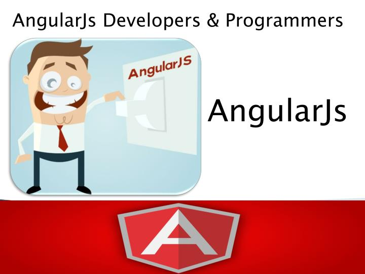 AngularJs Developers & Programmers