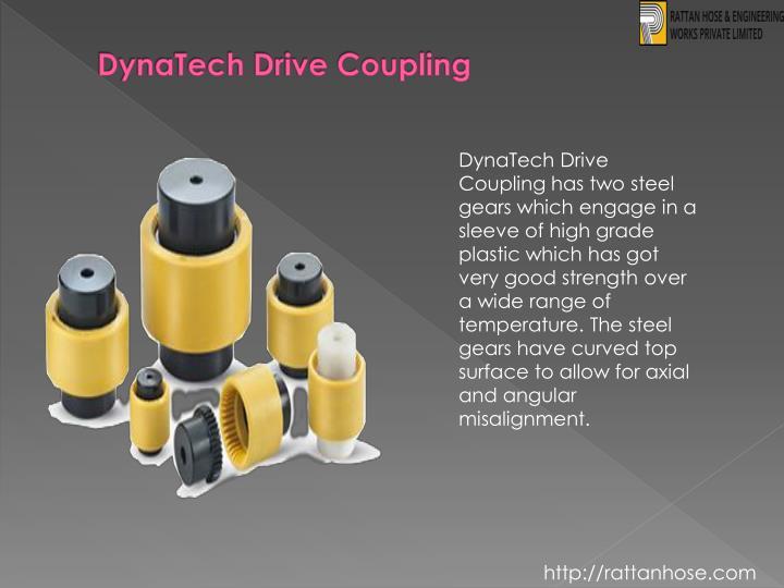 DynaTech Drive Coupling
