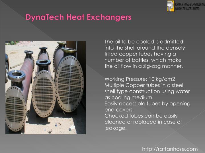 DynaTech Heat Exchangers