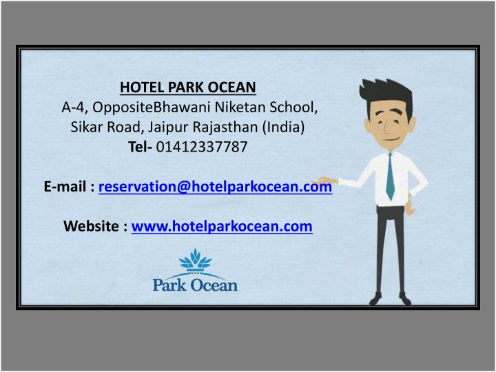 HOTEL PARK OCEAN