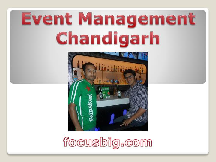 Event Management Chandigarh