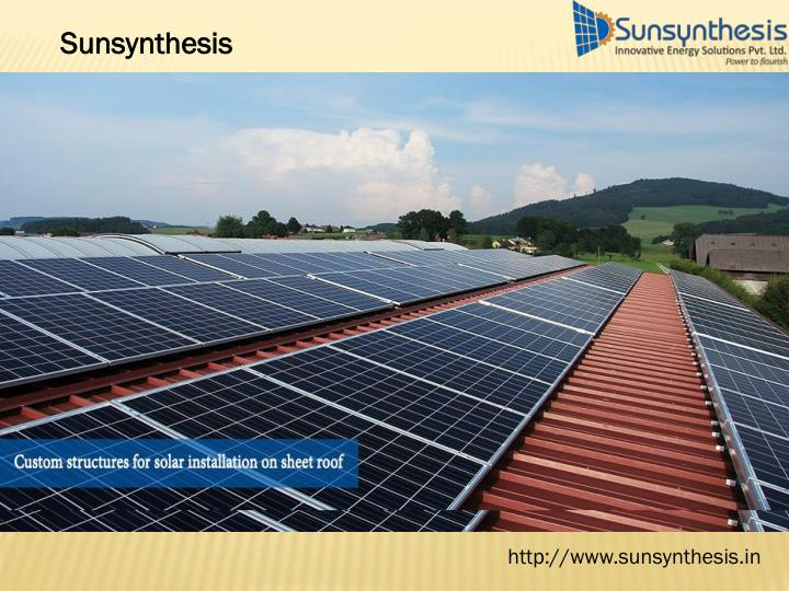 Sunsynthesis