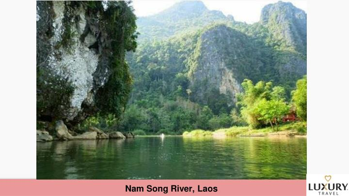 Nam Song River, Laos
