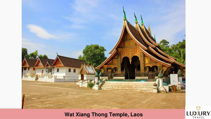 Wat Xiang Thong Temple, Laos
