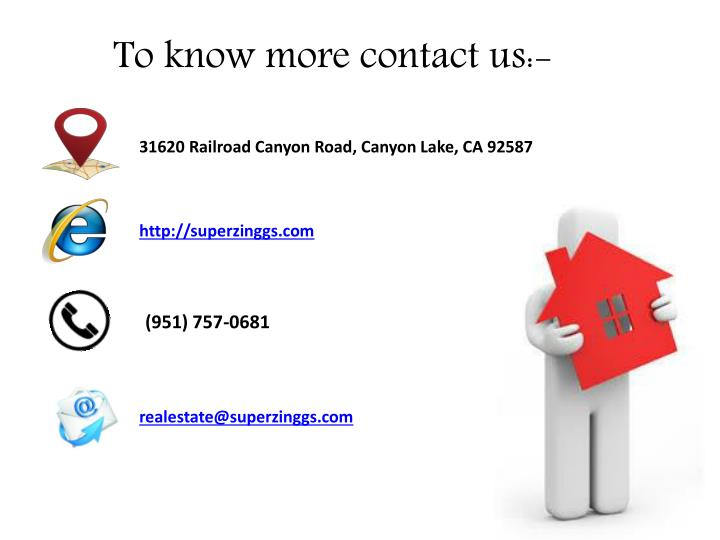 To know more contact us:-