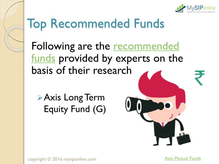 Top Recommended Funds
