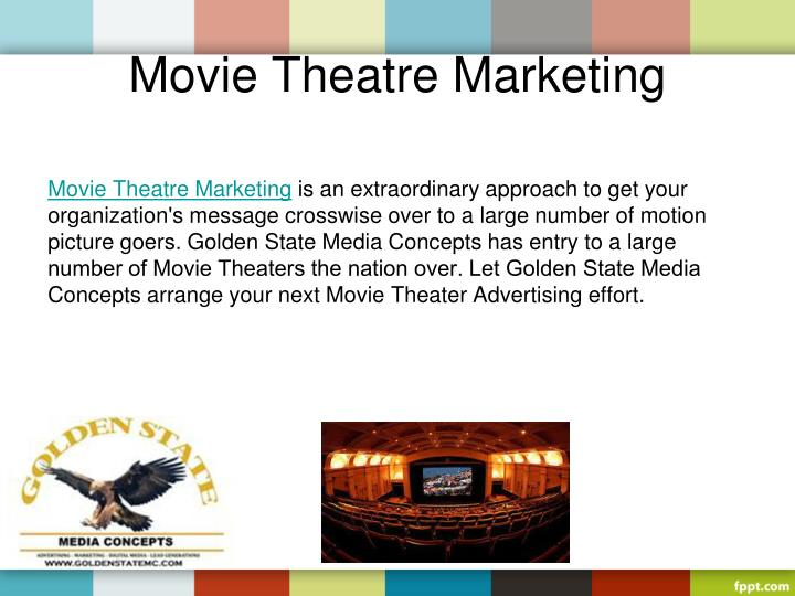 Movie Theatre Marketing