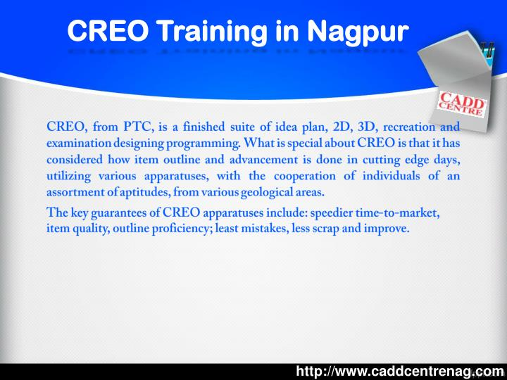 CREO Training in Nagpur